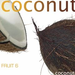 Fruit 6 - Coconut