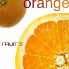 Fruit 5 - Orange